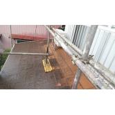 広島で外壁塗装【島根県松江市A様邸「屋根塗装」】施工前のイメージ1