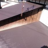 広島で外壁塗装【広島県山県郡安芸太田町加計U様邸「屋根塗装」】のイメージ