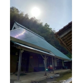 広島で外壁塗装【広島県庄原市M様邸「屋根塗装」】施工前のイメージ1