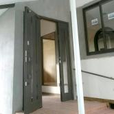 広島で外壁塗装【広島市O様邸「吹き付け工事」】施工前のイメージ1