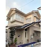 広島で外壁塗装【広島県広島市O様邸「外壁・屋根塗装」】施工後のイメージ1