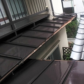 広島で外壁塗装【広島県広島市西区草津A様邸「屋根塗装」】のイメージ