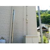 広島で外壁塗装【広島県呉市Y様「配管塗装」】のイメージ