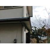 広島で外壁塗装【広島県呉市S様邸「外壁・屋根塗装」】施工前のイメージ1