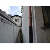 広島で外壁塗装【広島県広島市東区H様邸「外壁塗装・屋根葺き替え(取り替え)」】施工前のイメージ1