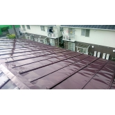 広島で外壁塗装【広島県東広島市八本松HR様「屋根塗装」】のイメージ