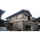 広島で外壁塗装【広島県尾道市M様邸「外壁塗装」】施工前のイメージ1