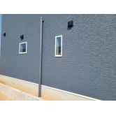 広島で外壁塗装【広島県廿日市市S様ご依頼「配管塗装」】施工後のイメージ1