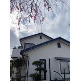 広島で外壁塗装【山口県防府市M様邸「外壁・屋根塗装」】施工後のイメージ1
