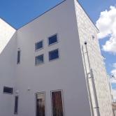 広島で外壁塗装【広島県広島市安佐南区山本新町K様邸「外壁塗装」】のイメージ