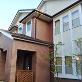 広島で外壁塗装【広島県広島市西区高須台E様邸「柱塗装」】のイメージ