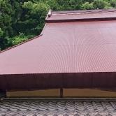 広島で外壁塗装【広島県庄原市東城町Y様邸「屋根塗装」】のイメージ