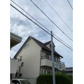 広島で外壁塗装【広島県大竹市T様邸「屋根塗装」】施工前のイメージ1