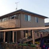 広島で外壁塗装【広島県広島市安佐南区伴東S様邸「外壁・屋根塗装」】のイメージ