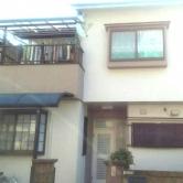 広島で外壁塗装【広島市佐伯区Y様邸「外壁塗装工事」】施工後のイメージ1