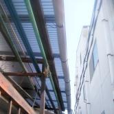 広島で外壁塗装【広島県広島市南区東雲S様邸「波板張り替え、床木部補強」】のイメージ