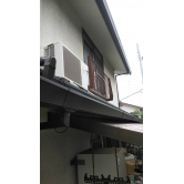 広島で外壁塗装【山口県光市A様邸「外壁塗装」】施工前のイメージ1