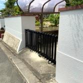 広島で外壁塗装【広島県広島市N様邸「外塀塗装」】のイメージ