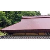 広島で外壁塗装【広島県庄原市東城町Y様邸「屋根塗装」】施工後のイメージ1