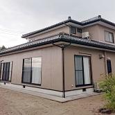 広島で外壁塗装【島根県松江市N様邸「外壁塗装」】のイメージ