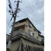 広島で外壁塗装【広島県安芸郡府中町Y様邸「外壁塗装」】施工前のイメージ1