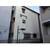 広島で外壁塗装【広島県広島市中区吉島町S様邸「外壁塗装」】施工前のイメージ1