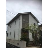 広島で外壁塗装【広島県広島市O様邸「外壁塗装・外塀塗装」】施工前のイメージ1
