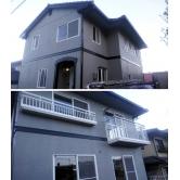広島で外壁塗装【広島県広島市佐伯区五日市O.K様邸「屋根・外壁塗装」】施工後のイメージ1