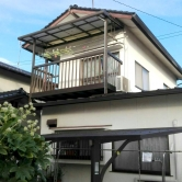 広島で外壁塗装【広島市 廿日市市K様「外壁塗装工事」】施工前のイメージ1