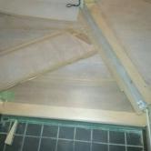 広島で外壁塗装【広島市k様邸宅「木部塗装工事」】施工前のイメージ1