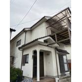 広島で外壁塗装【広島県広島市T様邸「外壁塗装」】施工前のイメージ1