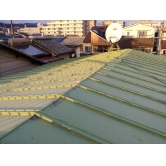 広島で外壁塗装【広島県広島市西区観音町N様邸「屋根塗装」】施工前のイメージ1