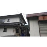 広島で外壁塗装【島根県川本町M様邸「外壁塗装」】施工前のイメージ1