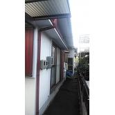 広島で外壁塗装【広島県広島市安佐北区S様邸「外壁塗装」】施工前のイメージ1