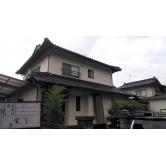 広島で外壁塗装【島根県川本町M様邸「外壁塗装」】施工後のイメージ1