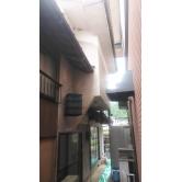 広島で外壁塗装【島根県浜田市O様邸「外壁塗装」】施工前のイメージ1