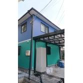 広島で外壁塗装【山口県岩国市N様邸「外壁・屋根塗装」】施工後のイメージ1