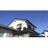 広島で外壁塗装【島根県浜田市E様邸「外壁塗装」】施工前のイメージ1
