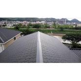 広島で外壁塗装【広島県竹原市E様邸「屋根塗装」】施工後のイメージ1