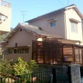 広島で外壁塗装【呉市Y様邸「外装塗装工事」】施工後のイメージ1