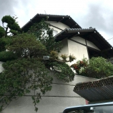広島で外壁塗装【広島県広島市Y様邸「外壁塗装」】施工前のイメージ1