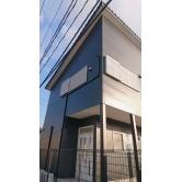広島で外壁塗装【山口県防府市O様邸「外壁塗装」】施工前のイメージ1
