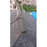 広島で外壁塗装【広島県広島市西区N様邸「屋根塗装」】施工前のイメージ1