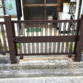 広島で外壁塗装【広島県広島市A様邸「鉄部塗装工事」】のイメージ