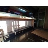 広島で外壁塗装【広島県広島市中区流川町K様物件「キッチンの壁塗装」】施工前のイメージ1