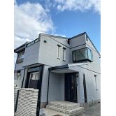 広島で外壁塗装【山口県周南市K様邸「外壁塗装」】施工後のイメージ1