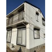 広島で外壁塗装【山口県周南市K様邸「外壁塗装」】施工前のイメージ1