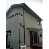 広島で外壁塗装【広島県東広島市I様邸「外壁塗装」】施工後のイメージ1