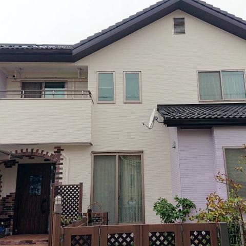 広島で外壁塗装【広島県広島市安佐北区落合Y様邸「外壁塗装」】のイメージ