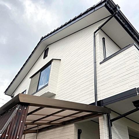 広島で外壁塗装【山口県防府市M様邸「外壁・屋根塗装」】のイメージ